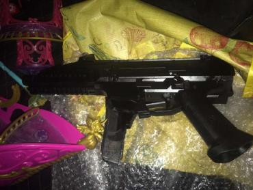 Закарпатье. Российский чеченец был вооружен двумя пистолетами-пулеметами