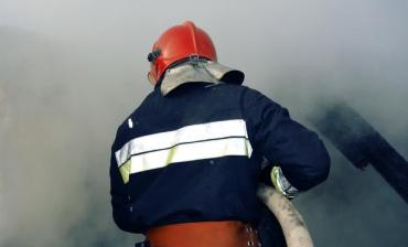 В Закарпатье который день подряд горит автомобиль