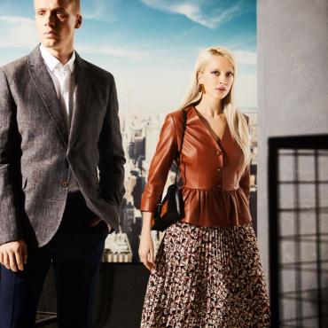 Интернет-магазин итальянской одежды и обувь Modoza