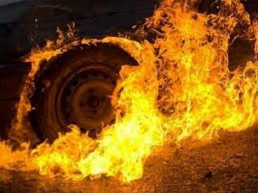 Вогняна жесть! На Закарпатті палала міжнародна траса до Києва