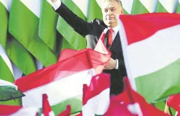 Желание Орбана пересмотреть границы в пользу Венгрии вызывают опасения у соседствующих стран.