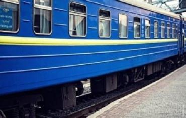 Женщина родила малыша в поезде Киев-Ужгород