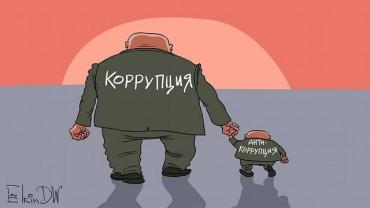 В Украине уже год главный антикоррупционный орган возглавляет официальный коррупционер: В чем дело?