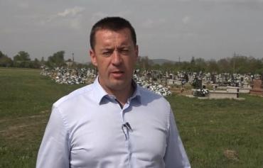 Лидер венгерской партии Йоббик приехал отстаивать автономию Закарпатья