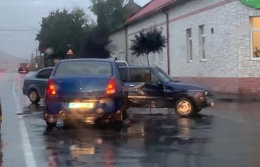 """""""Детская"""" автопроисшествие в закарпатском Мукачево"""
