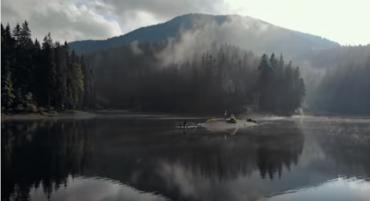 Озеро Синевир заманивает, чтобы остаться в Закарпатье навсегда