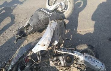 В Закарпатье водитель скутера скончался по дороге в больницу