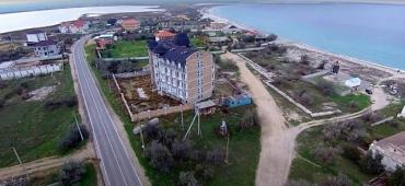 Нардеп от Слуги Одарченко возводят на побережье Крыма 5-этажный дом