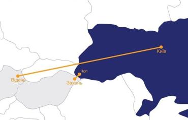 Укрзализныця запускает пассажирские рейсы в Венгрию и Австрию