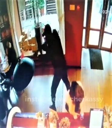 Появилось видео резонансного убийства Михаила Козлова.