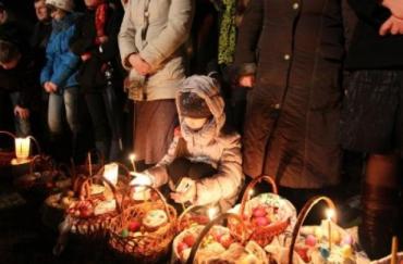 Ужгород, освячення пасок: Коли і де?
