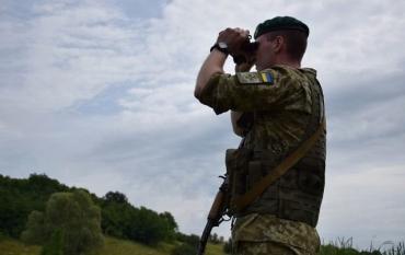 В Черновицкой области молодой пограничник выстрелил себе в сердце