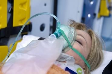 МОЗ разрешит выписывать из больниц нуждающихся в кислороде больных ковидом