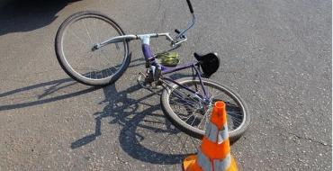 ДТП в Закарпатье: Под колеса иномарки попал велосипедист