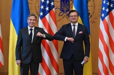 Госсекретарь США Энтони Блинкен уже провел первые встречи.