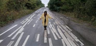Новая разметка в Закарпатье поставит в тупик любого: В соцсети опубликовали видео