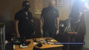 Жителя Закарпатья задержали на границе со шпионским оборудованием