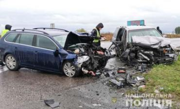 Женщина на 9-м месяце беременности погибла ужасной смертью на автобане Чоп-Киев
