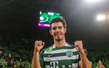 """Футболист из Мукачево """"прогремел"""" голом в Испании!"""