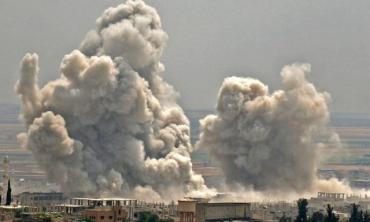 Авиация России напала на Турцию в Сирии: Турция показала ответный обстрел