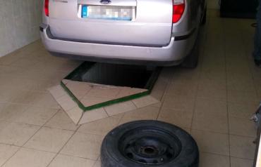 В Венгрии патруль полиции поймал контрабандиста из Закарпатья