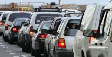 В Закарпатье количество людей в очередях на границе с Венгрией достигает уже тысячи
