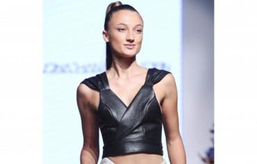 Обычная девушка из Закарпатья участвует в известных показах моды