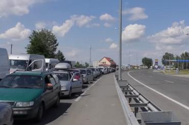 Что творится на границе в Закарпатье