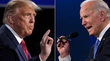 Хто наступні 5 років робитиме США знову великими — Трамп чи Байден?