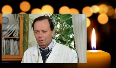 В Ужгород відійшов у вічність відомий лікар і науковець
