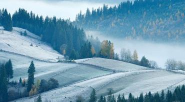 Синоптики из народа прогнозируют морозы на Николая и оттепель под Новый год