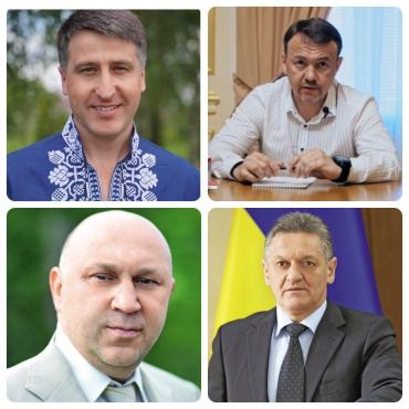 Новый председатель Закарпатского облсовета: Балога, Билецкий, Брензович, Ледида, Чубирко?