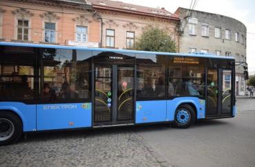 """Как будут курсировать городские автобусы в Ужгороде во время """"карантинных выходных"""""""