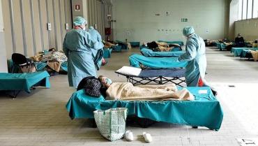 Які вимоги в Україні до мобільних шпиталів для хворих на COVID-19