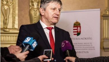 """""""Противоборство"""" Украины с Венгрией продолжается. Часть №..."""