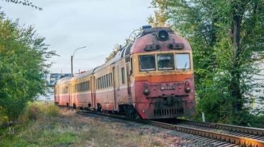 """Печальная картинка в """"исполнении"""" руководства Украинских железных дорог"""
