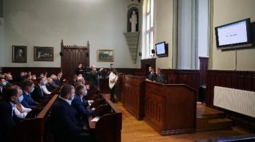 Мукачевская городская объединенная территориальная община имеет 8 руководителей старостинских округов