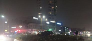 П'яне ДТП в Ужгороді наробило галасу на всю Україну