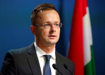 """Сийярто: Последние события """"перечеркнули все цивилизованные и европейские отношения"""" между Венгрией и Украиной"""
