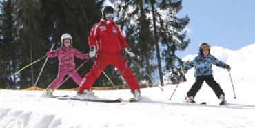 """В Закарпатье заработал горный лыжный курорт для """"первоклашек""""!"""
