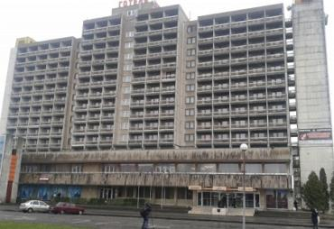 Найбільший із готелів Закарпаття міг згоріти за мить