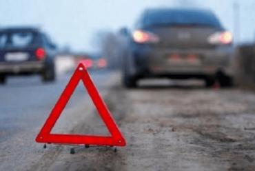 """""""Куча мала"""" автомобілів наробила біди в одному з міст Закарпаття!"""