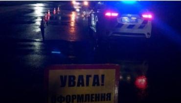 Львівська поліція розшукує водія, котрий скоїв ДТП і накивав п'ятами