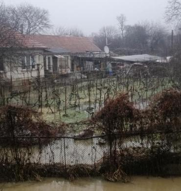 Околиці Ужгорода опинилися під водою