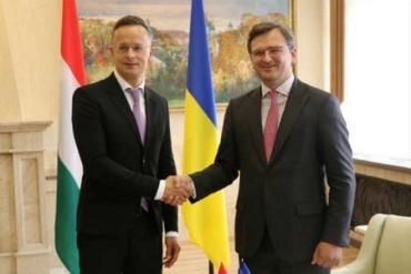 """Будапешт является """"очень непростым партнером"""" для Киева!"""