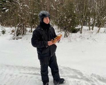Заблукалих у сніжних Карпатах мешканців Дніпра та Одеси знайшли рятувальники Закарпаття