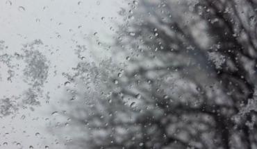 Закарпатье накрыло сильными дождями с мокрым снегом!