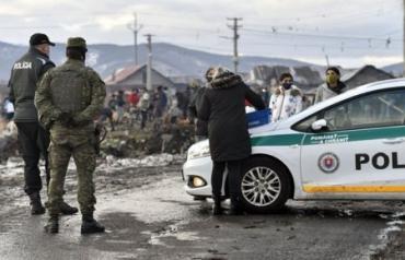Ромський табір у Словаччині живе заблокованим життям