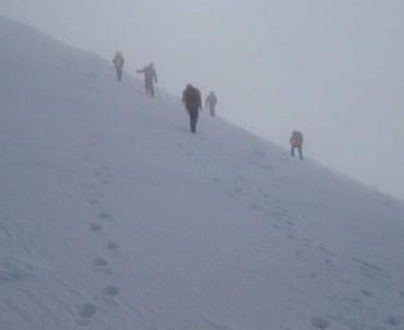На Закарпатті у горах зникли три групи відпочивальників