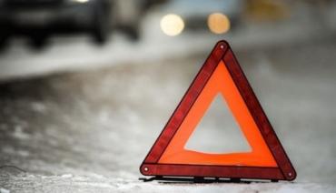 Жесткая авария на международной трассе Чоп-Киев